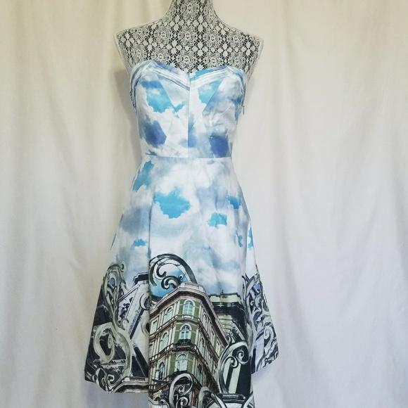 eb929d0227366 Anthropologie Dresses | Moulinette Soeurs Skyward Dress | Poshmark